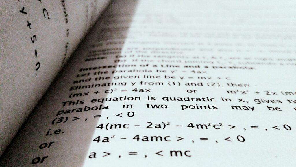 数学の伸びに限界を感じ始めてる人