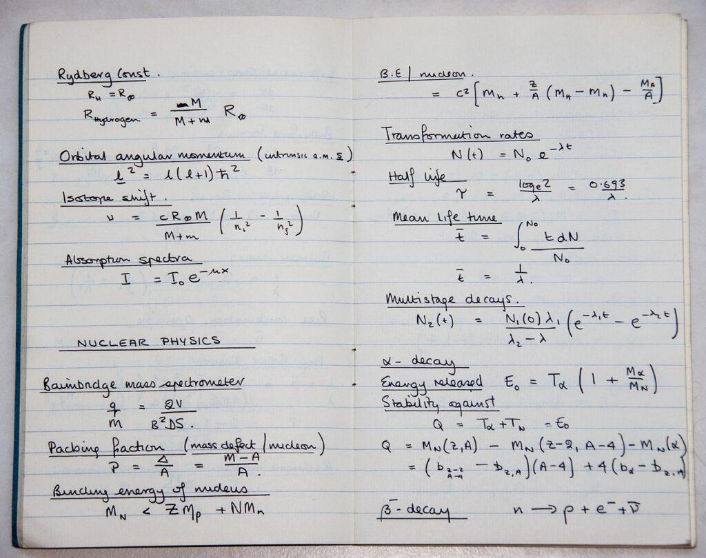 高校物理に納得がいかない人 天下りの公式